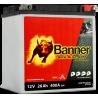 BANNER BIKE BULL PROFESSIONAL ETX30L AGM + SLA YIX30L