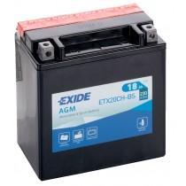 EXIDE YTX20CH-BS 12V/18Ah 230A