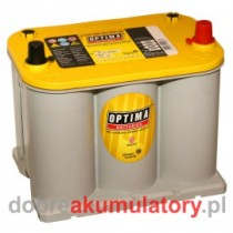AKUMULATOR OPTIMA 48Ah Yellow Top YTR 3.7
