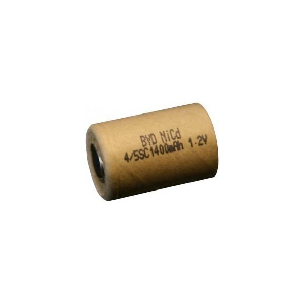Ogniwo BYD 4/5SC1400P Ni-Cd 1.2V 1400mAh