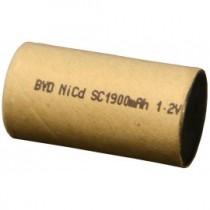 Ogniwo BYD SC1900P Ni-Cd 1.2V 1900mAh