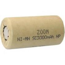 Ogniwo ZOOM SC3000 Ni-Mh 1.2V 3000mAh