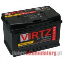 AKUMULATOR VIRTZ PROFESSIONAL 12V/77Ah EFB START-STOP