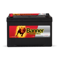 AKUMULATOR BANNER POWER BULL 12V/95Ah L+ JAPAN