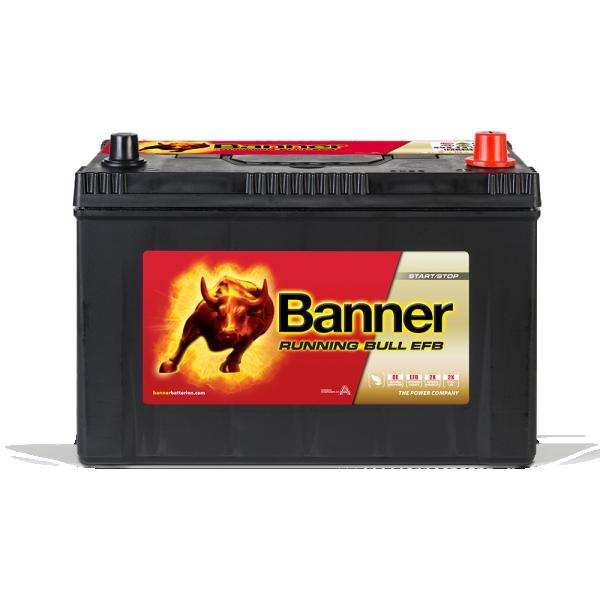 Akumulator Banner Power Bull 95Ah 680A L+ JAP P9505