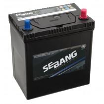SEBANG EFB START-STOP 12V/38Ah P+