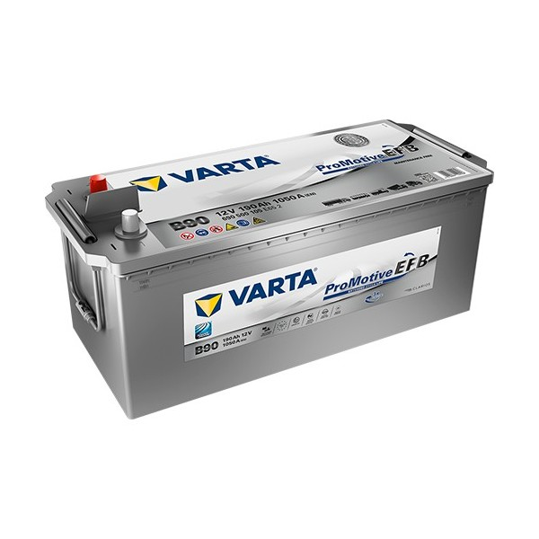 VARTA PROMOTIVE EFB 12V / 180Ah