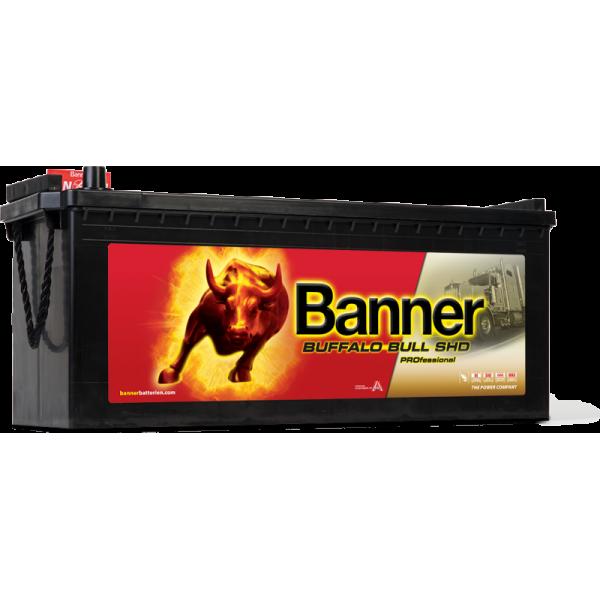 BANNER BUFFALO BULL SHD PRO 12V/180Ah 1000A