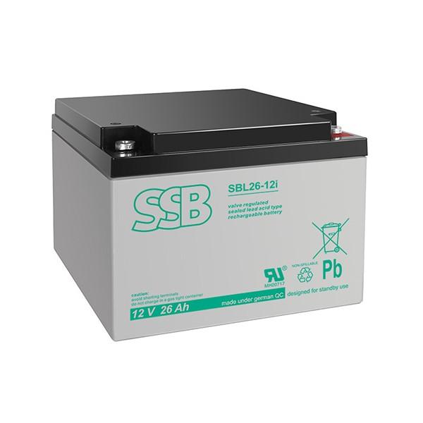 SSB SBL 12V/ 28Ah