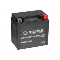 Moretti MTZ7S YTZ7S 12V/6Ah 130A
