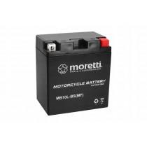 Moretti MB10L-BS YB10L 12V/10Ah 160A