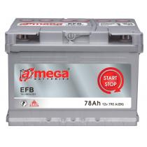 A-Mega EFB Start-Stop 12V/78Ah