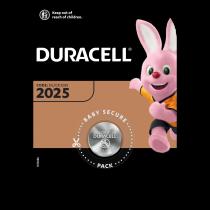Bateria Litowa DURACELL CR2025