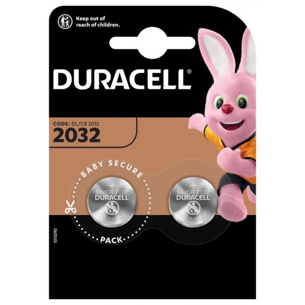 Bateria Litowa Duracell CR2032