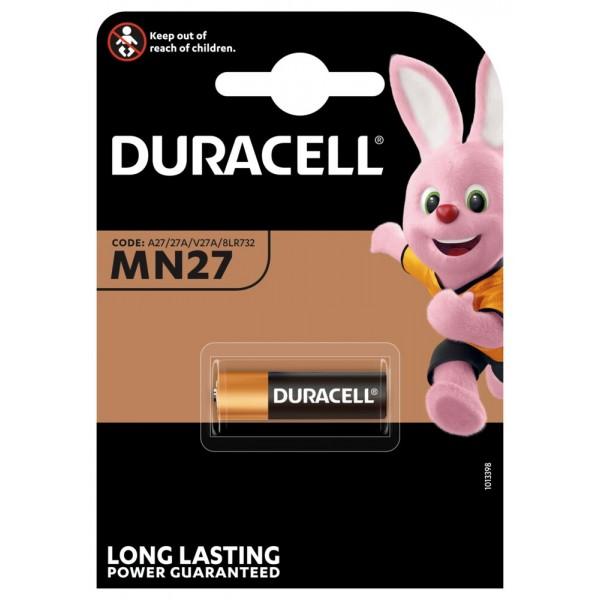 Bateria Litowa DURACELL MN27 A27