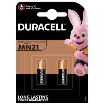 Bateria Litowa DURACELL MN21 A23 2szt