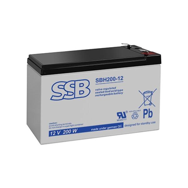SSB SBH 200 12V/ 5Ah