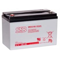 SSB SBCG 12V/ 100Ah