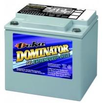 Deka 12V/ 40Ah Dominator 8G40C Żelowy