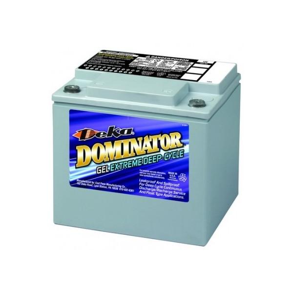 Deka 12V/ 40Ah Dominator 8G40C