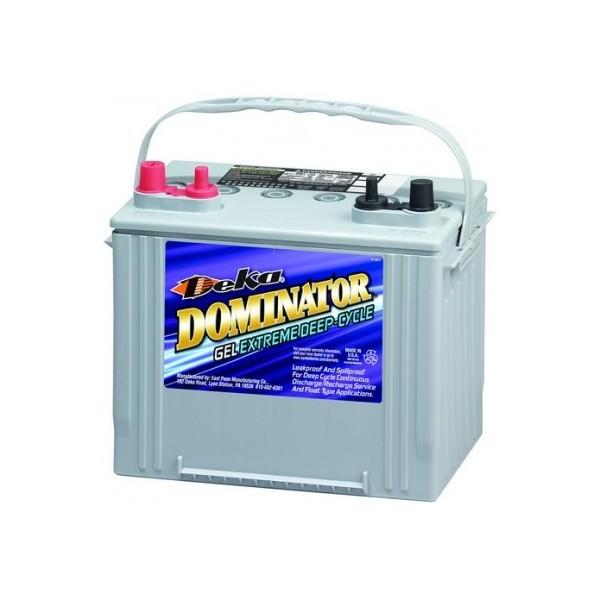 Deka 12V/ 51Ah Dominator 8G22NF