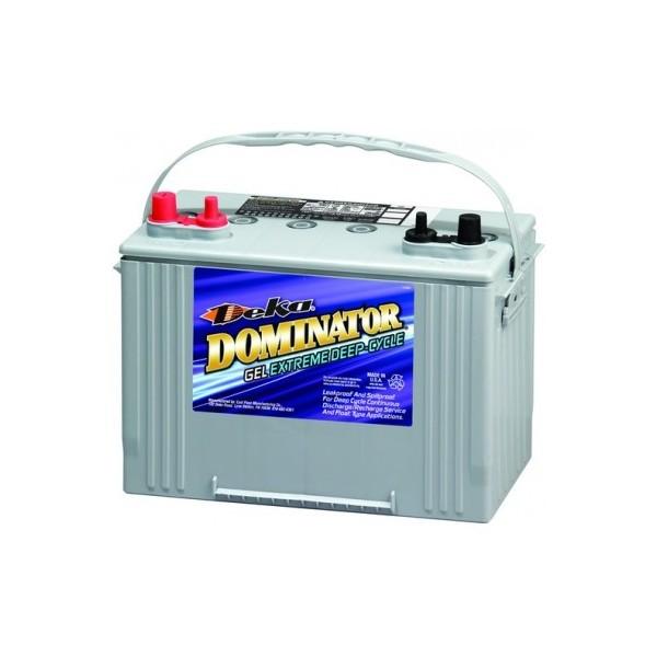 Deka 12V/ 88Ah Dominator 8G27