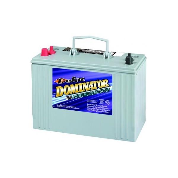 Deka 12V/ 98Ah Dominator 8G31DTM