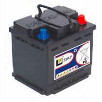 Akumulator żelowy SIAP 6GEL L1 12V 40Ah Trakcyjny