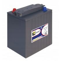 Akumulator żelowy SIAP 3GEL 175 6V 227Ah Trakcyjny T-105