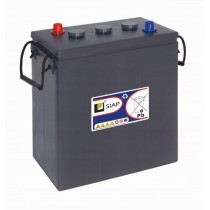 Akumulator żelowy SIAP 6GEL 250 6V 333Ah Trakcyjny