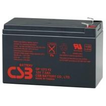 CSB GP1272 F2 12V 7.2Ah