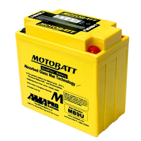 Akumulator AGM MB9U MOTOBATT 12V 11Ah