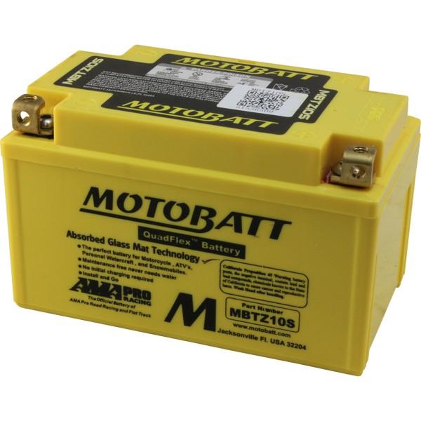 Akumulator AGM MBTZ10S MOTOBATT 12V 8,6Ah