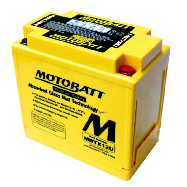 Akumulator AGM MBTX12U MOTOBATT 12V 14Ah