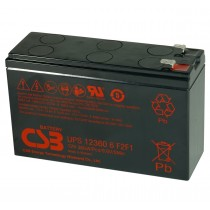 CSB UPS 123606F1F2 12V 6.4Ah
