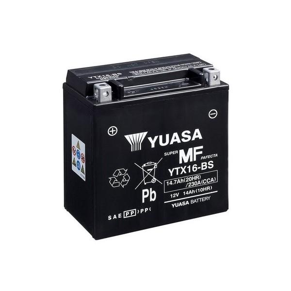 YUASA YTX16-BS 12V/14Ah