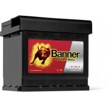 AKUMULATOR BANNER POWER BULL PROFESSIONAL 12V/48Ah