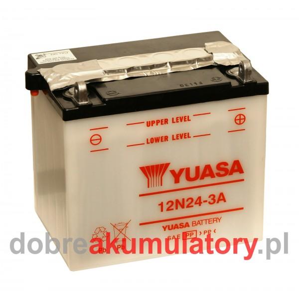 YUASA 12N24-3A 12V/24Ah