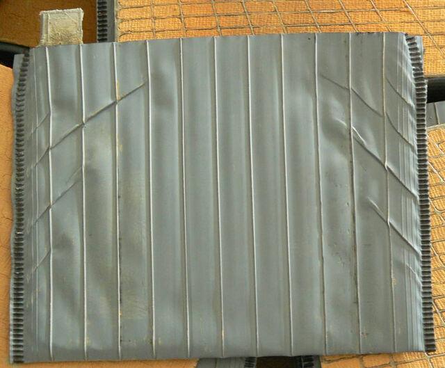 separator - budowa akumulatora